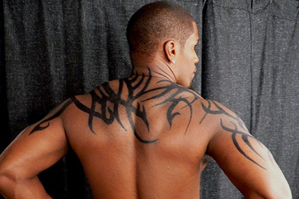 jamie fox tattoos celebrities tattooed. Black Bedroom Furniture Sets. Home Design Ideas