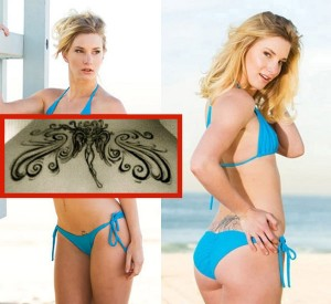 heather morris tattoos