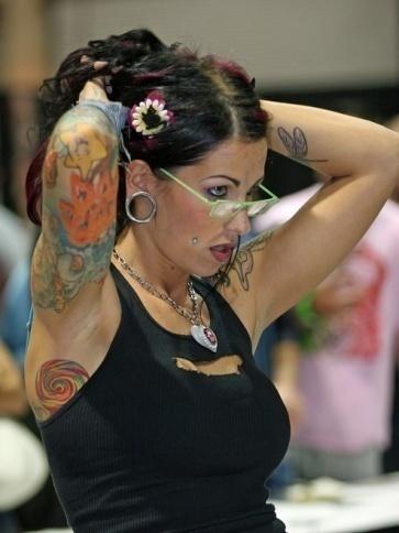 Pixie Acia Tattoo