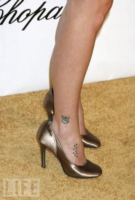 Natalie Maines Tattoo