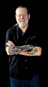 Greg Allman Tattoos