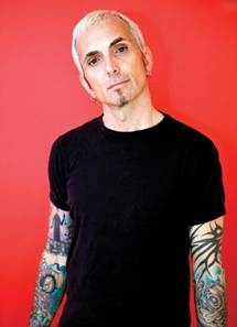 Art Alexakis Tattoos