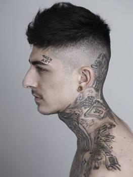 Daniel Bamdad Tattoos
