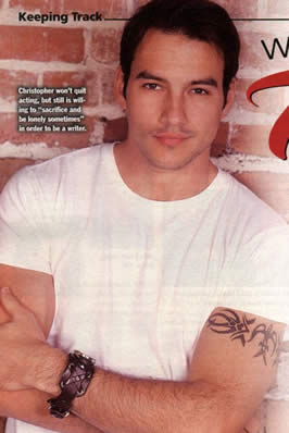 Tyler Christopher Tattoos