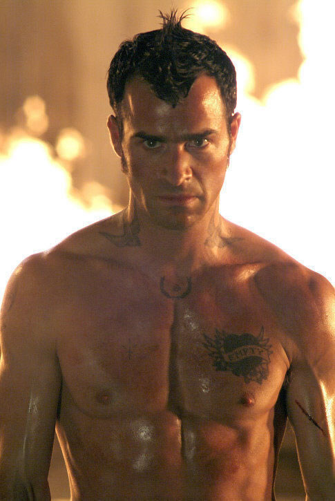 Justin Paul Theroux Tattoos