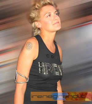 Irene Grandi Tattoos