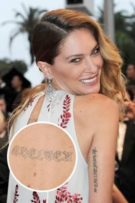 Erin Wasson Tattoos