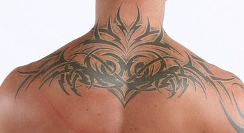price tribal shoulder tattoo Tattoos Orton Randy