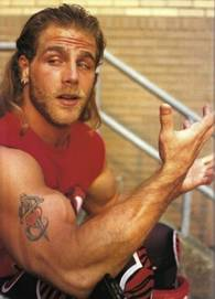 Shawn Michaels Tattoos
