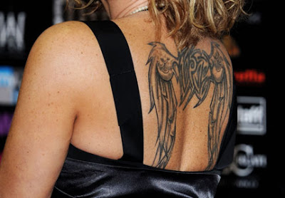 Anastacia Tattoos
