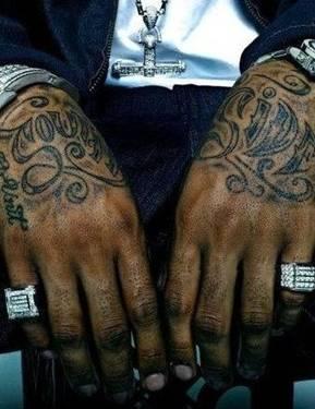 Wert für Geld noch nicht vulgär 100% Qualitätsgarantie Lloyd Banks Tattoos – Celebrities Tattooed