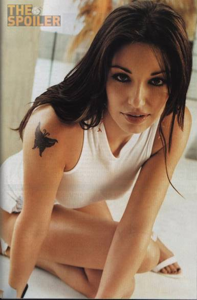 Bianca Kajlich Tattoos
