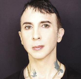 Marc Almond Tattoos