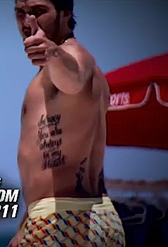 Alexander Ovechkin tattoos