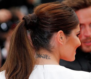 Cheryl Cole Tattoos