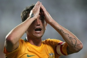 Harry Kewell tattoos