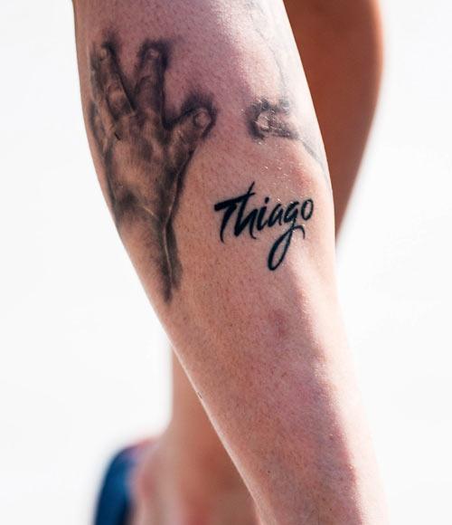 Lionel Messi Tattoos
