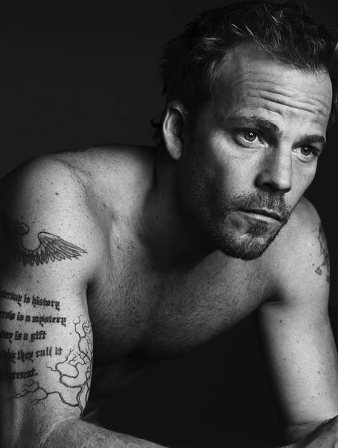 Stephen Dorff Tattoos