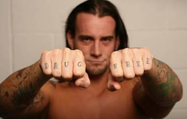 CM Punk Tattoos