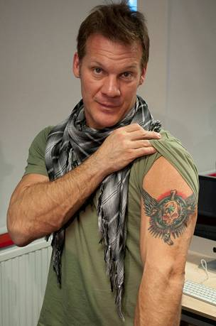 Chris Jericho Tattoos