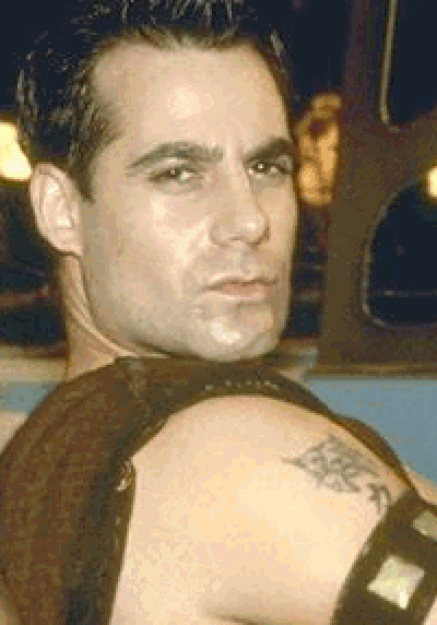 Adrian Pasdar Tattoos