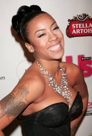 Keyshia Cole Tattoos