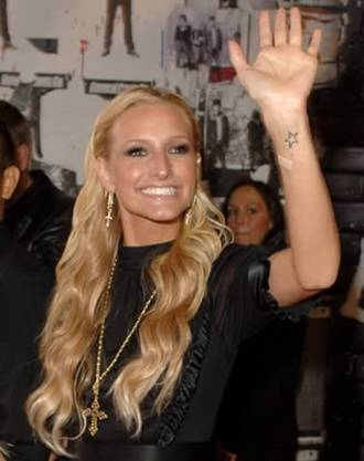 Ashlee Simpson Tattoos