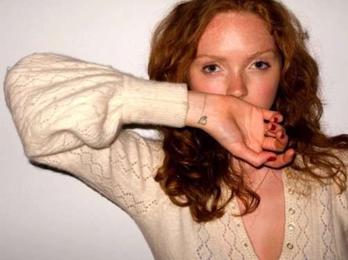 Lily Cole Tattoos