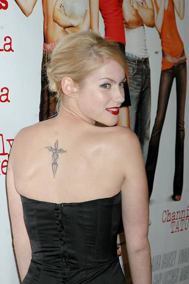 Laura Ramsey Tattoos