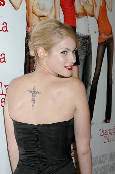 Laura Ramsey Tattoos
