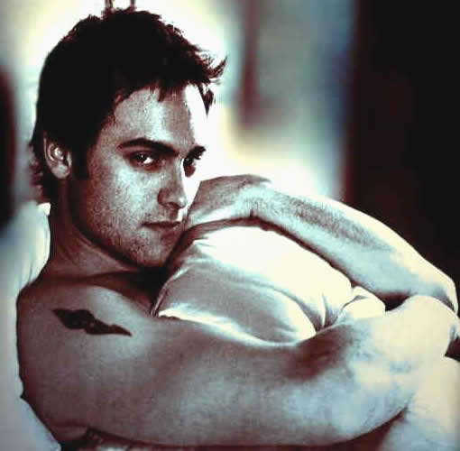 Stuart Townsend Tattoos