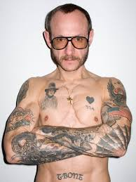 Terry Richardson Tattoos