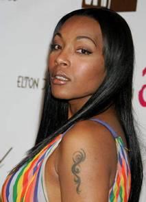 Nona Gaye Tattoos