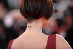 Natalie Imbruglia tattoos