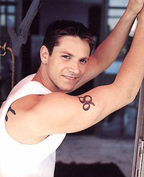 Jeff Timmons tattoos