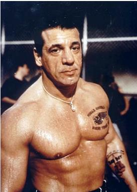 Chuck Zito Tattoos