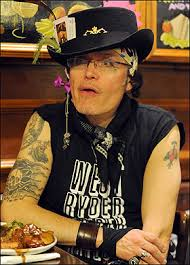 Adam Ant Tattoos
