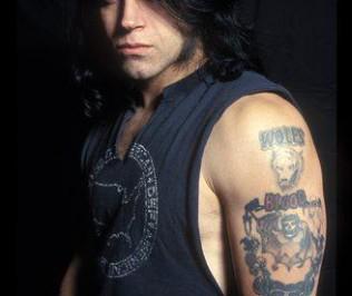 Glenn Danzig Tattoos