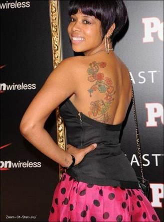 Kelis Tattoos