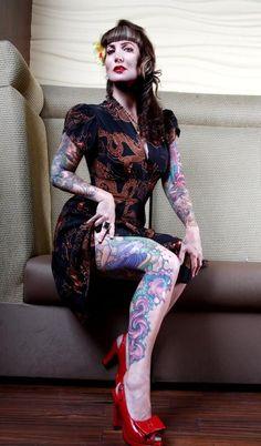 Hanna Aitchison Tattoos