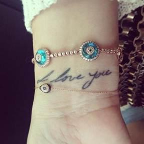 Khloe Kardashian Tattoos