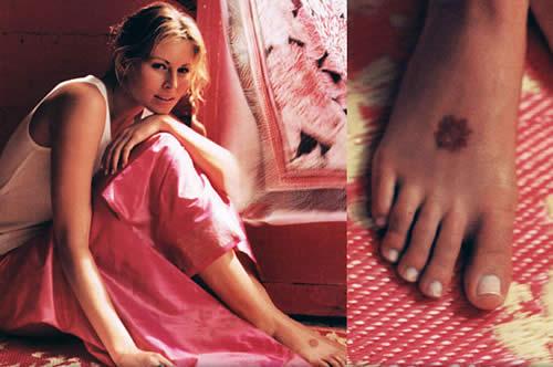 Krissy Taylor Tattoos