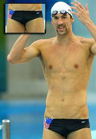 Michael Phelps Tattoos