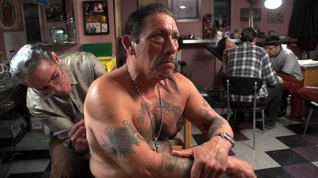 Danny Trejo Tattoos
