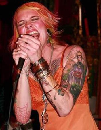 Emily Wynne-Hughes Tattoos