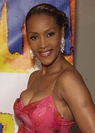 Vivica Fox Tattoos