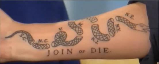 Craig Ferguson tattoo