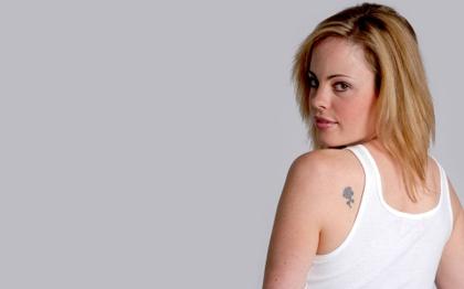 Chandra West Tattoos