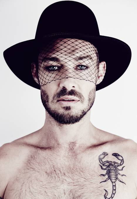 Daniel Johns Tattoos