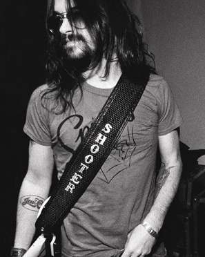 Shooter Jennings Tattoos
